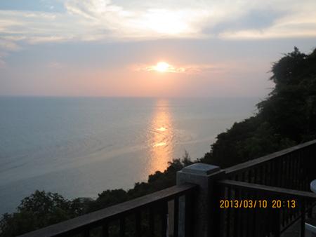 タイ・サムイパンガン1303 160