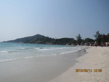 タイ・サムイパンガン1303 178