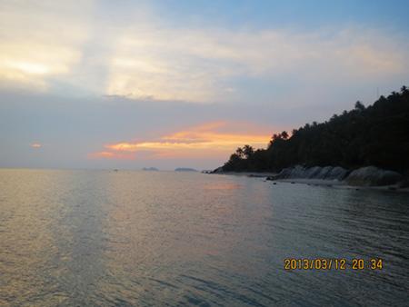 タイ・サムイパンガン1303 263