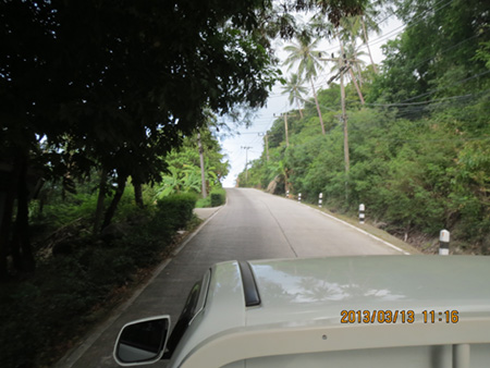 タイ・サムイパンガン1303 273