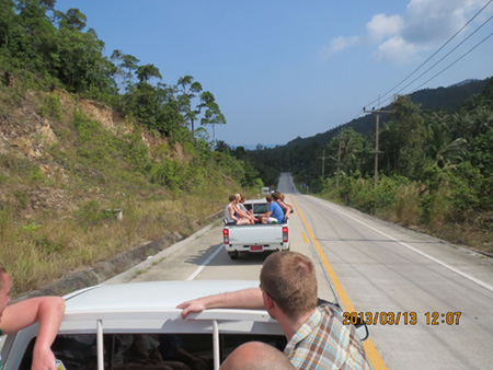 タイ・サムイパンガン1303 286