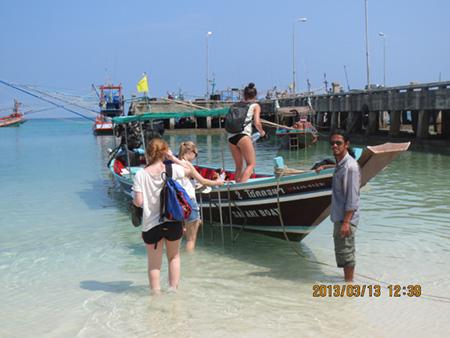 タイ・サムイパンガン1303 303