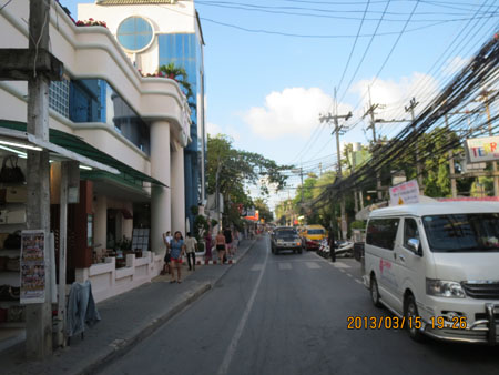 タイ・サムイパンガン1303 562