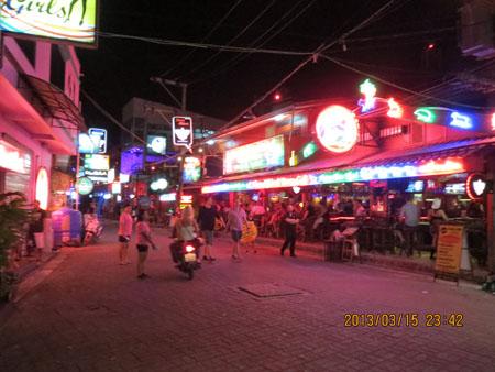 タイ・サムイパンガン1303 572