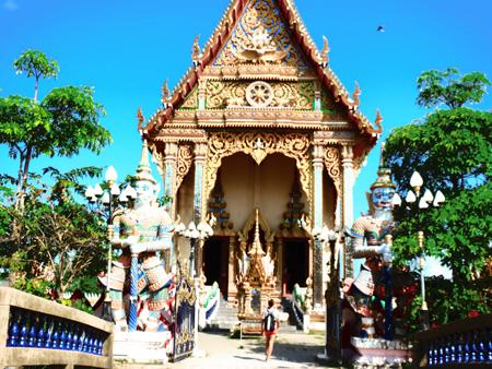 タイ・サムイパンガン1303 757
