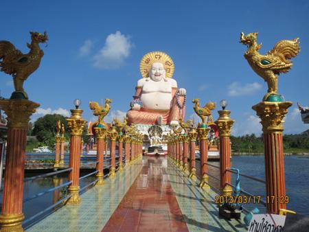 タイ・サムイパンガン1303 760