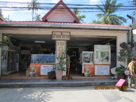 タイ・サムイパンガン1303 775